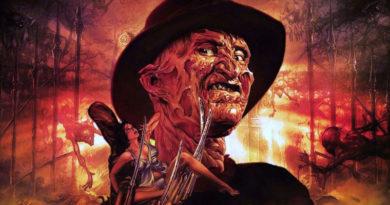 A Nightmare on Elm Street Steelbook (Unpacking)