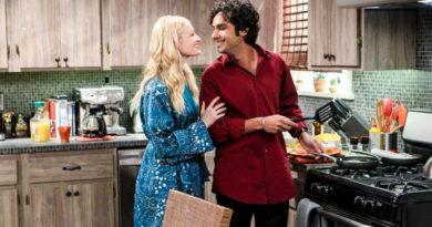 The Big Bang Theory (Folge 11×14)