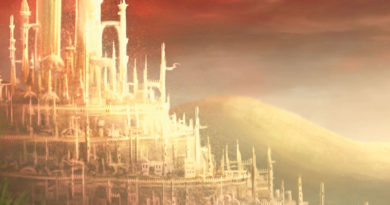 Rodinia: Die Rückkehr des Zauberers