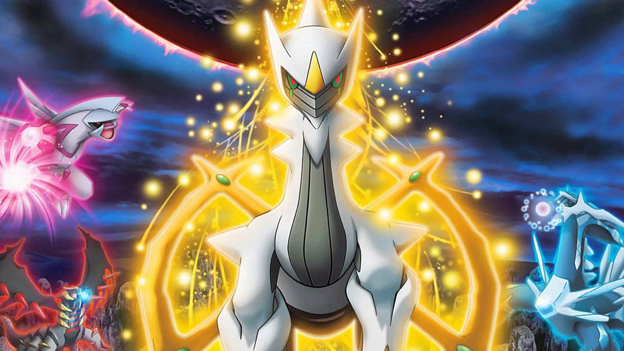 Pokemon Arceus Und Das Juwel Des Lebens Stream