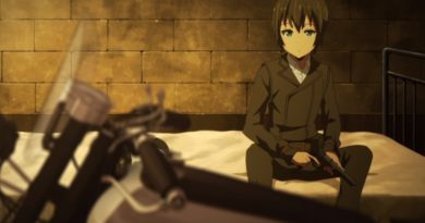 Kino's Journey -the Beautiful World- the Animated Series (Folge 2)