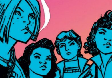 Paper Girls (Band 1)