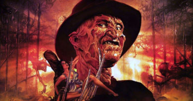 A Nightmare on Elm Street Steelbook (Unpacking)