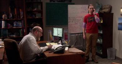 The Big Bang Theory (Folge 11×07)