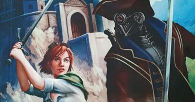 Florence Fanning und die Steampirates