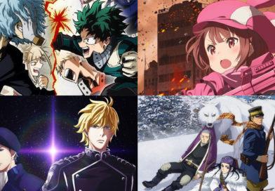 Anime Spring Season 2018 / Woche #2 – Pt. 2