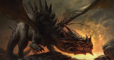 """Titel zum Thema """"Drachen"""""""