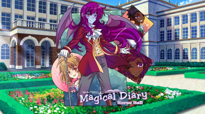 Magical Diary: Horse Hall