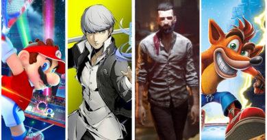 Game-Neuheiten Juni 2018