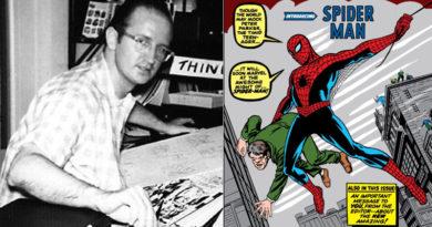 In Memoriam Steve Ditko: Der erste Auftritt von Spider-Man