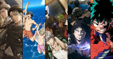 Anime Summer Season 2018 / Woche #4