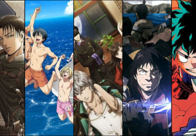 Anime Summer Season 2018 / Woche #5