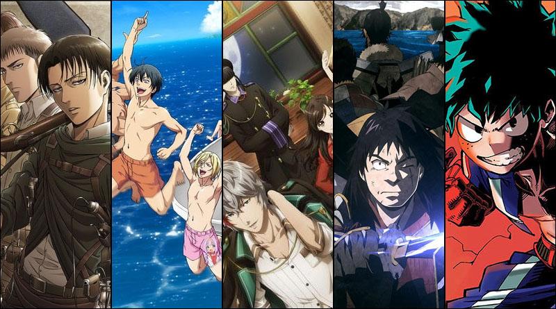 Anime Summer Season 2018 Woche 9