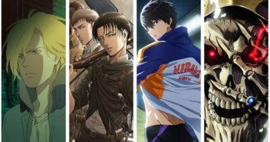 Lineup der Anime Summer Season 2018