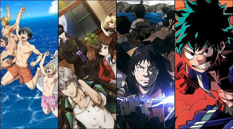 Anime Summer Season 2018 Woche 1