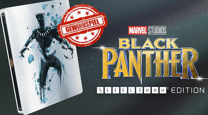 Gewinnspiel: Black Panther