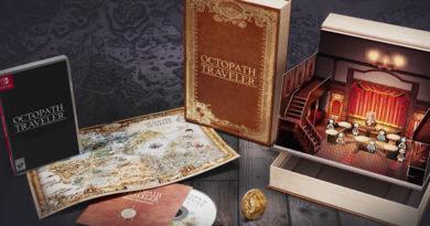 Octopath Traveler: Traveler's Compendium Edition (Unboxing)