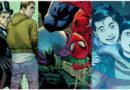 Neues vom US-Comicmarkt (Juli 2018)