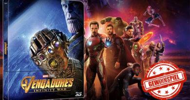 Gewinnspiel: Avengers: Infinity War