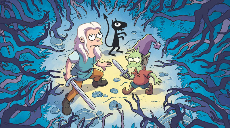 Disenchantment (Staffel 1)