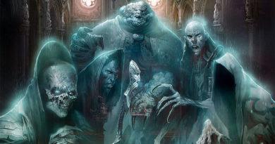 """Titel zum Thema """"Geister"""""""