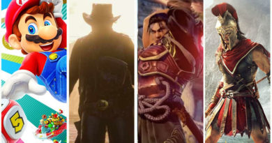 Game Neuheiten Oktober 2018