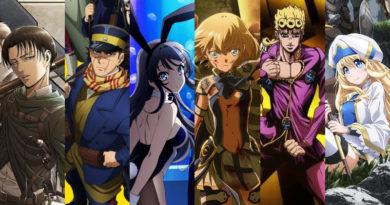 Anime Fall Season 2018 / Woche #2