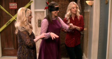 The Big Bang Theory (Folge 11×20)