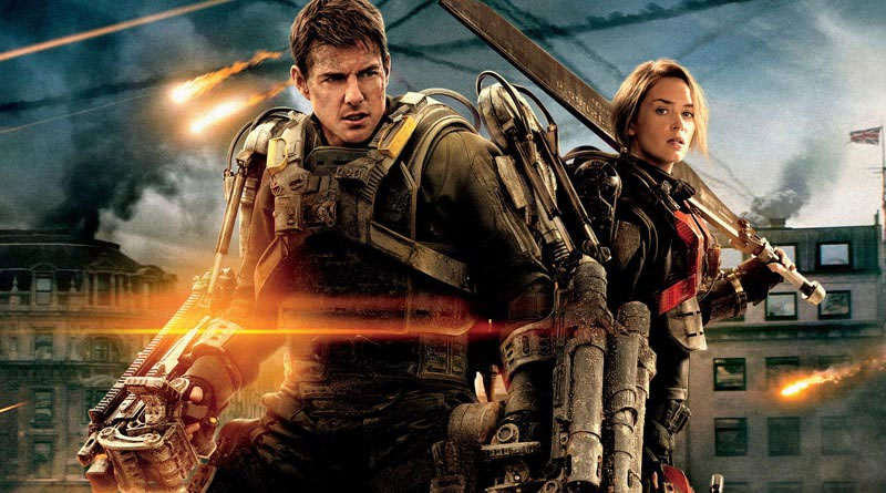 Edge of Tomorrow – Live.Die.Repeat