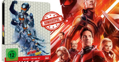 Gewinnspiel: Ant-Man and the Wasp