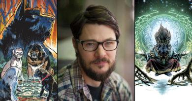 Im Interview: Der US-Comic-Zeichner Benjamin Dewey (Teil 1)