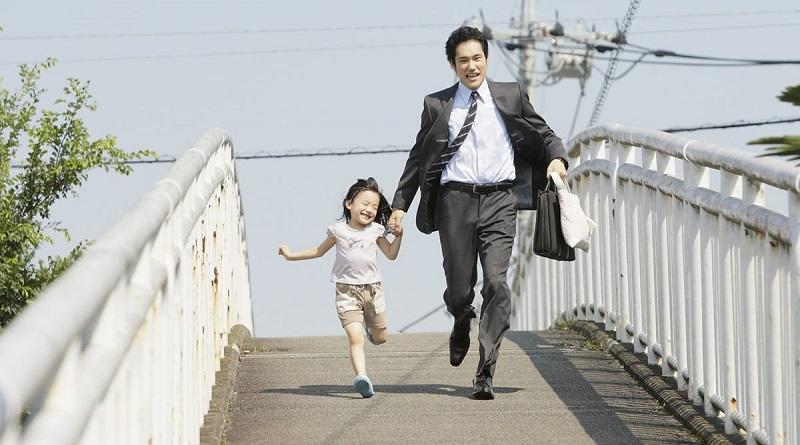 Usagi Drop - The Movie