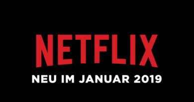 Neu auf Netflix im Januar 2019