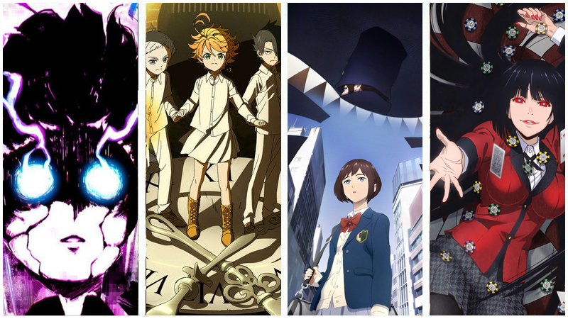 lineup der anime winter season 2019 geek germany. Black Bedroom Furniture Sets. Home Design Ideas