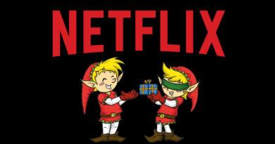 Das große Netflixwichteln 2019