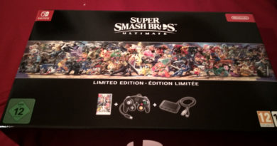 Super Smash Bros. Ultimate Limited Edition (Unboxing)