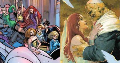 Neues vom US-Comicmarkt (Dezember 2018 – Teil 2)