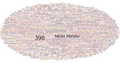 Media Monday #398