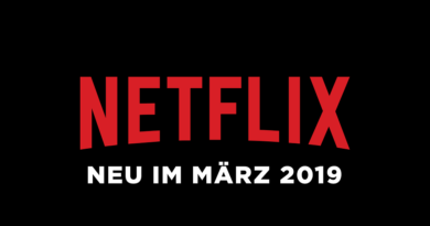 Neu auf Netflix im März 2019