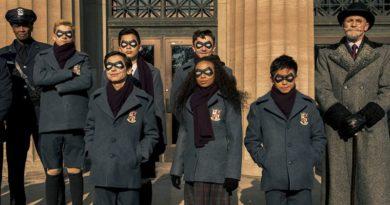 The Umbrella Academy (Staffel 1)