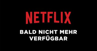 Auslaufende Netflix-Lizenzen (Dezember, Teil 1)