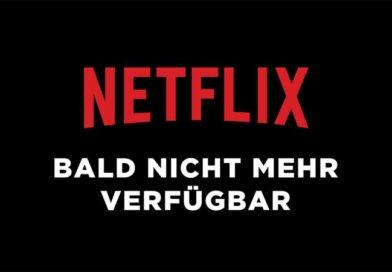 Auslaufende Netflix-Lizenzen (Juni 2019, 2. Hälfte)