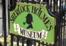 Auf Spurensuche mit Sherlock Holmes