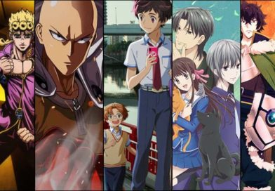 Anime Spring Season 2019 / Woche #6