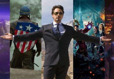 Marvel Cinematic Universe: Die komplette Timeline