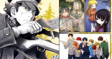 Programmübersicht des Winterprogramms 2019/20 von Manga Cult