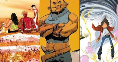 Neues vom US-Comicmarkt (April 2019)