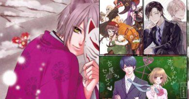 Programmübersicht des Winterprogramms 2019/20 von Egmont Manga