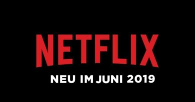 Neu auf Netflix im Juni 2019