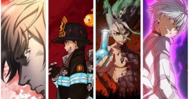 Lineup der Anime Summer Season 2019